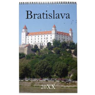 bratislava slovakia calendar