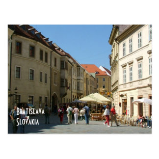 Bratislava Tarjeta Postal