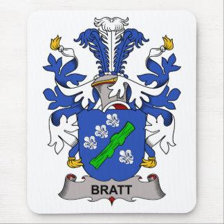 Bratt Family Crest Mouse Pad