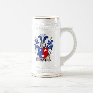 Bratt Family Crest Mug