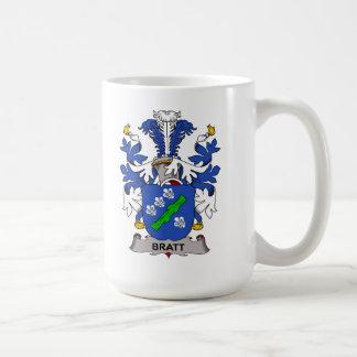 Bratt Family Crest Coffee Mug