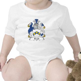 Bratt Family Crest Tee Shirts