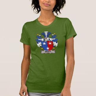 Bratt Family Crest T Shirts