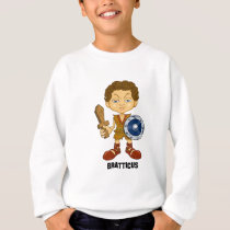 Bratticus (The Hollyweirdos Collection) Sweatshirt