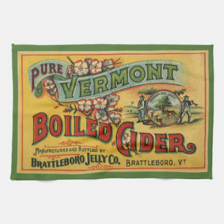 Brattleboro Jelly Boiled Cider from Vermont Hand Towels