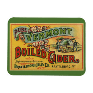 Brattleboro Jelly Boiled Cider from Vermont Magnet