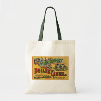 Brattleboro Jelly Boiled Cider from Vermont Tote Bag