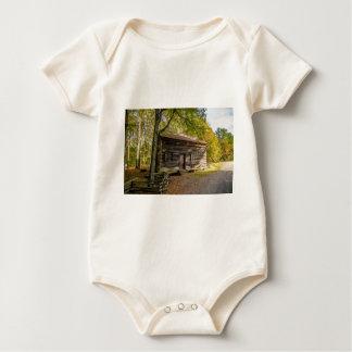 Brattonsville Historic District Baby Bodysuit