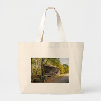 Brattonsville Historic District Large Tote Bag