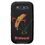 Bratwurst Galaxy S3 Fundas