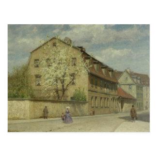 Braune, Weimar Postcard