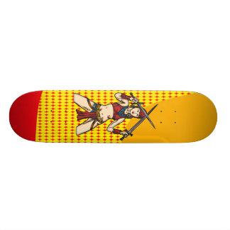 Brave Amazon Women Skateboard Decks