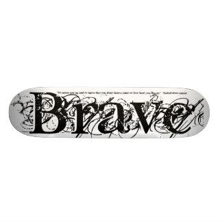 Brave Board Skate Board Deck