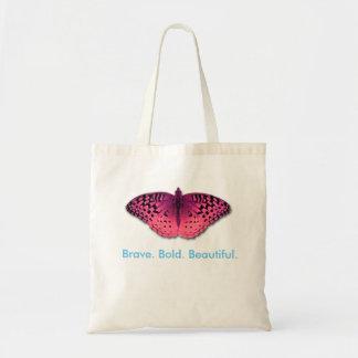 Brave. Bold. Beautiful. Bodhi Babes Shopping Tote