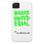 Brave Case-Mate iPhone 4 Cases