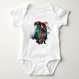 Brave Eagle - Living Sprit Baby Bodysuit