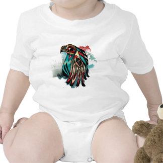 Brave Eagle - Living Sprit Baby Creeper