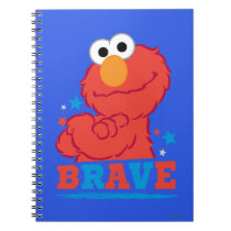 Brave Elmo Notebook