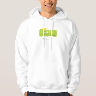 Brave Girls Hoody -  love the life you're in!