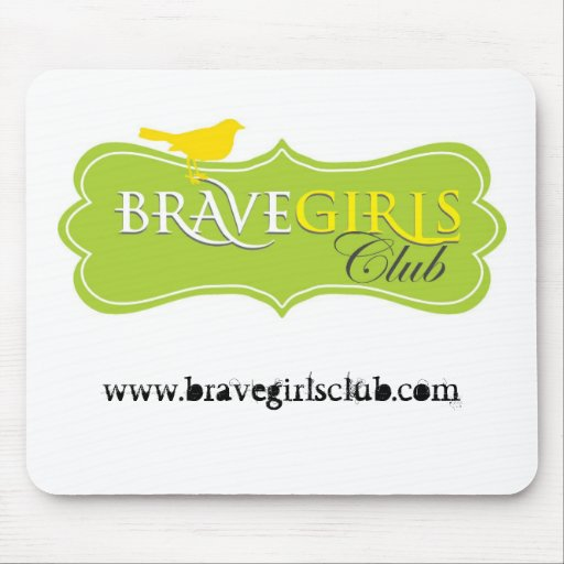 Brave Girls Mouse Pad