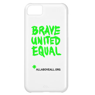 Brave iPhone 5C Cover