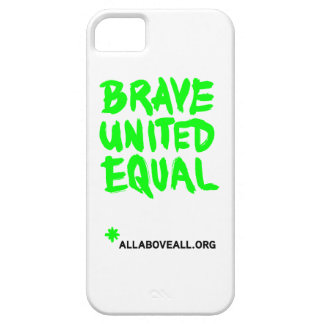 Brave iPhone SE/5/5s Case