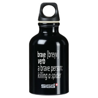 Brave Killing a Spider SIGG Traveler 0.3L Water Bottle