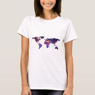 Brave New World Map T-Shirt