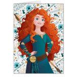 Brave Princess Greeting Card