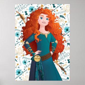 Brave Princess Poster