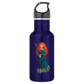 Brave Princess Water Bottle