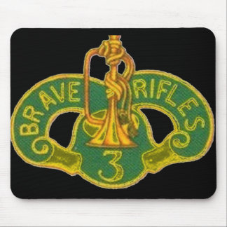 Brave Rifles mouse pad