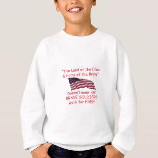 Brave Soldiers Sweatshirt