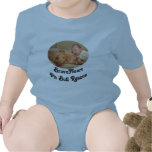 BraveHeart Pit Bull Rescue Infant Shirt