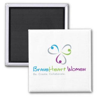 BraveHeart Women Magnet