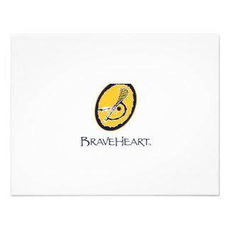 BraveHeartLogo Invite
