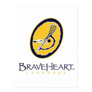 BraveHeartLogo Postales