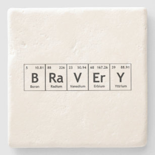 Chemistry elements periodic table words drink beverage coasters bravery elements symbols periodic table words atom stone coaster urtaz Image collections