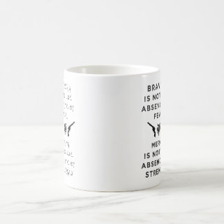 Bravery & Mercy Coffee Mug