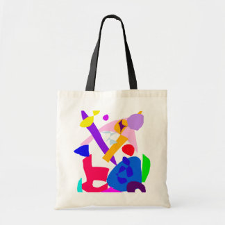 Bravery Present Time No Matter Health Event Canvas Bag