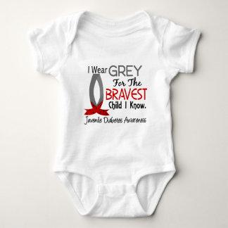 Bravest Child I Know Juvenile Diabetes T-shirt