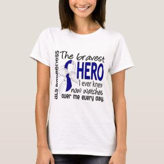 Bravest Hero I Ever Knew ALS T-Shirt