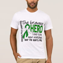 Bravest Hero I Ever Knew Cerebral Palsy T-Shirt