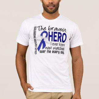 Bravest Hero I Ever Knew Colon Cancer T-Shirt