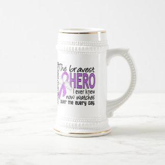 Bravest Hero I Ever Knew General Cancer Mug