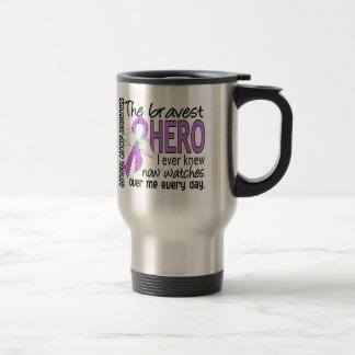 Bravest Hero I Ever Knew General Cancer Coffee Mug