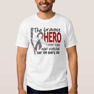 Bravest Hero I Ever Knew Juvenile Diabetes T-Shirt