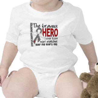 Bravest Hero I Ever Knew Juvenile Diabetes Romper