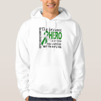 Bravest Hero I Ever Knew Kidney Disease Hoodie