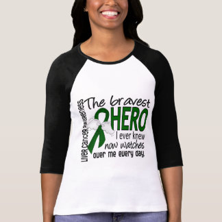 Bravest Hero I Ever Knew Liver Cancer Dresses